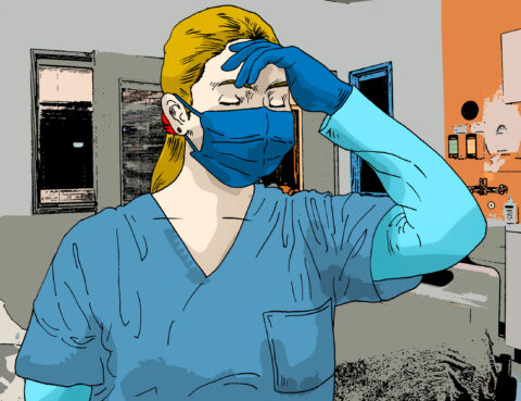 physician, burnout